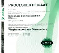 Certificaat - GMP+ B4 (1)
