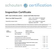 Certificaat - GMP
